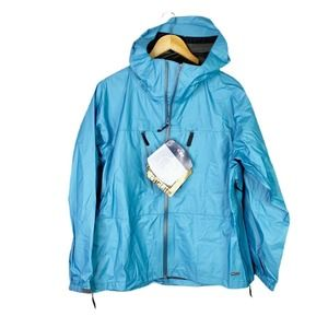Outdoor Research Celestial Rain Jacket NWT Blue